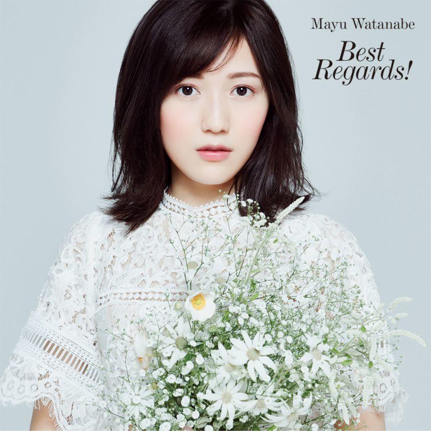 【渡辺麻友】ソロアルバム『Best Regards!』の詳細が来ました!!!
