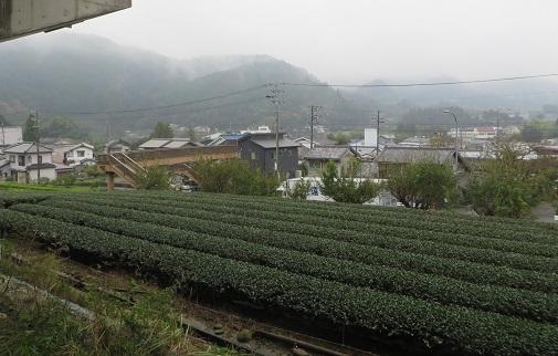日坂宿・1