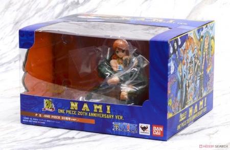 フィギュアーツZERO ナミ ONE PIECE 20周年 ver.