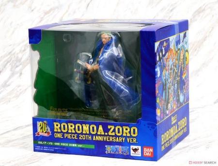 フィギュアーツZERO ロロノア・ゾロ ONE PIECE 20周年 ver.