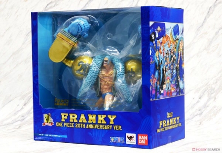 フィギュアーツZERO フランキー ONE PIECE 20周年 ver.