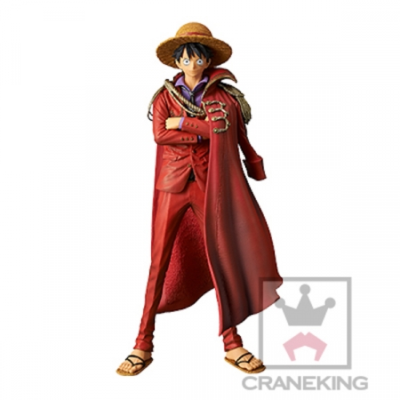 ワンピース KING OF ARTIST THE MONKEY・D・LUFFY 20TH LIMITED