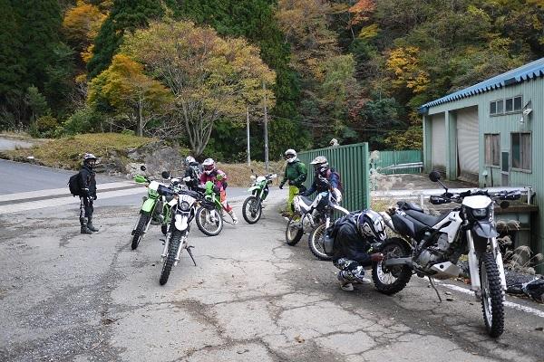 氷ノ山OFFロードツーリング1711-007b