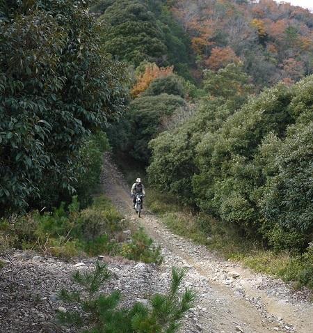 テラノ坂のテマエの坂ツー1711-011b