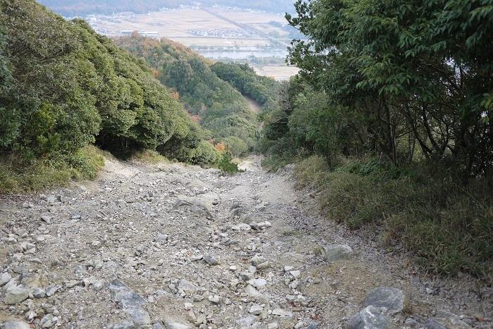 テラノ坂のテマエの坂ツー1711-013b