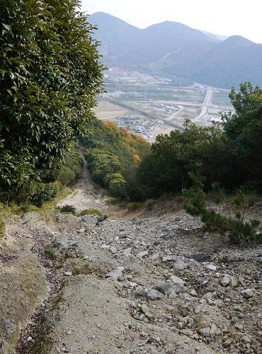 テラノ坂のテマエの坂ツー1711-014b