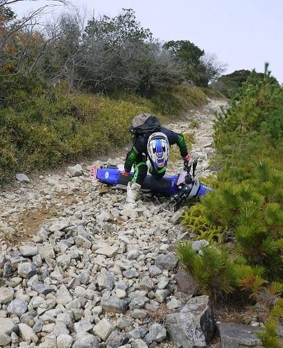 テラノ坂のテマエの坂ツー1711-021b