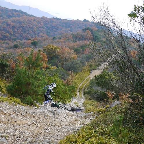 テラノ坂のテマエの坂ツー1711-021b2