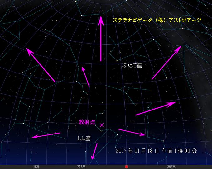 星図20171118-01