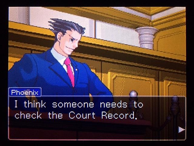 逆転裁判2 北米版 覚醒の兆し18