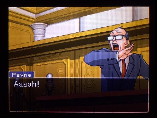 逆転裁判2 北米版 覚醒の兆し21