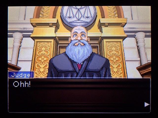 逆転裁判2 北米版 覚醒の兆し29
