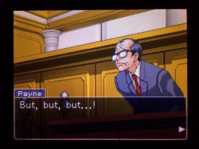 逆転裁判2 北米版 覚醒の兆し32