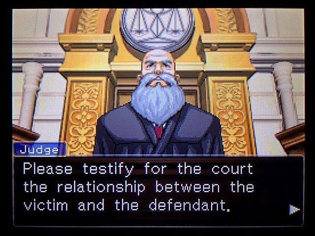 逆転裁判2 北米版 覚醒の兆し42