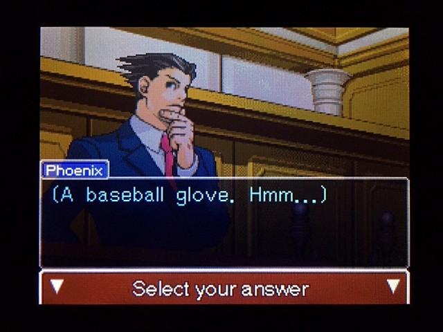 逆転裁判2 北米版 Yellow Glove20