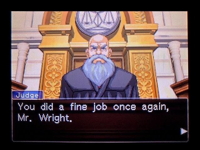 逆転裁判2 北米版 The Next Witness2