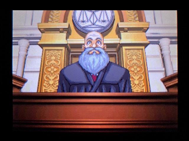 逆転裁判2 北米版 The Next Witness11