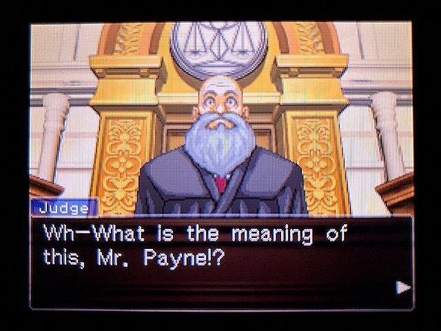 逆転裁判2 北米版 The Next Witness14