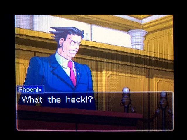 逆転裁判2 北米版 The Next Witness21