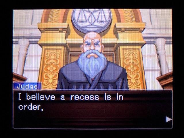 逆転裁判2 北米版 The Next Witness22