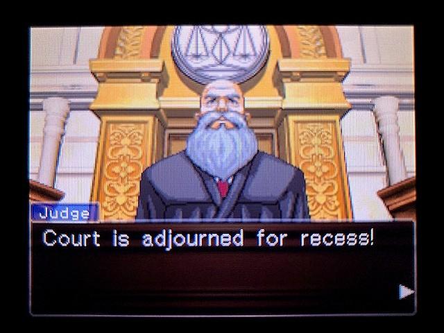 逆転裁判2 北米版 The Next Witness27