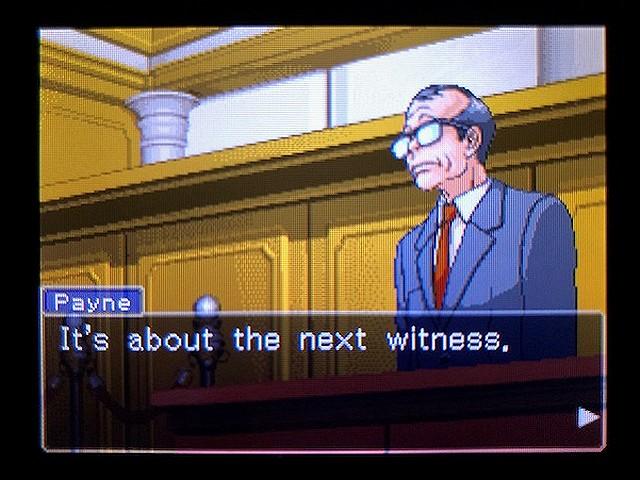 逆転裁判2 北米版 Richard Wellington5