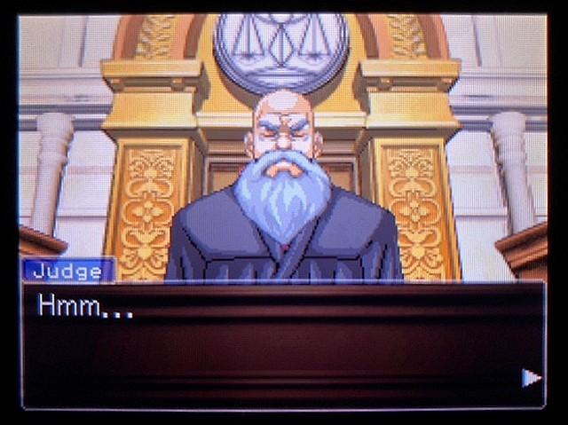 逆転裁判2 北米版 食い違う時間4
