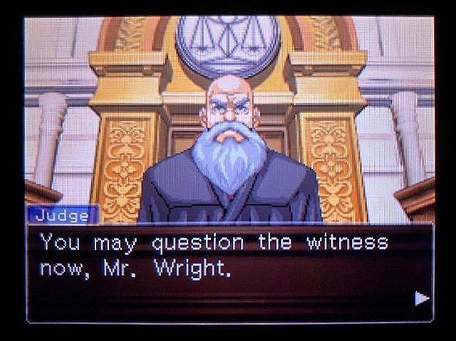 逆転裁判2 北米版 食い違う時間9