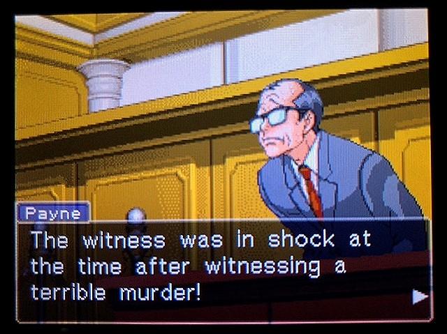 逆転裁判2 北米版 食い違う時間22