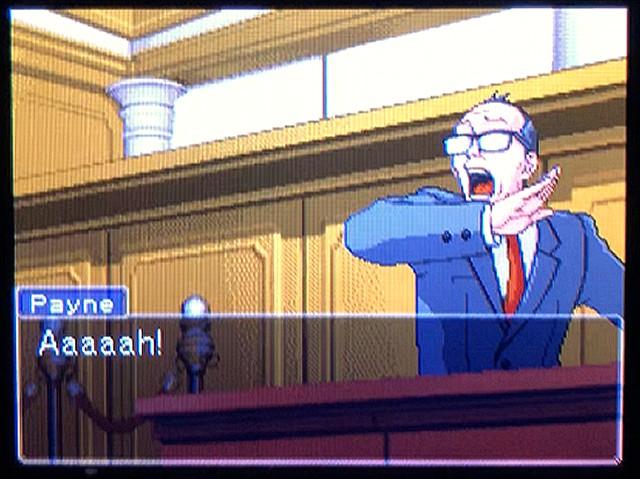 逆転裁判2 北米版 食い違う時間24