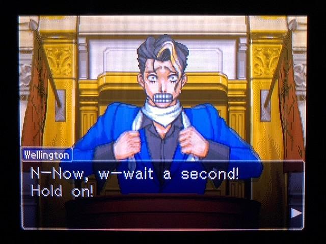 逆転裁判2 北米英語版 本当の犯人1