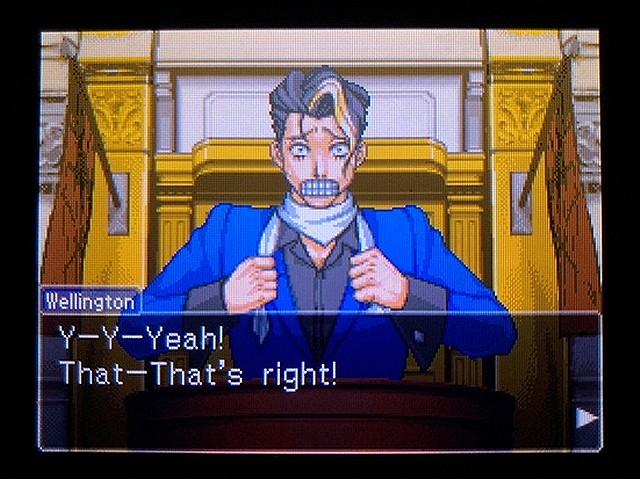 逆転裁判2 北米英語版 どうしてわかった?2