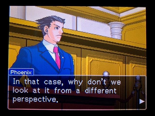 逆転裁判2 北米英語版 どうしてわかった?4