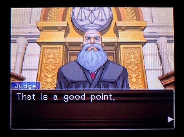 逆転裁判2 北米英語版 どうしてわかった?14