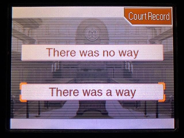 逆転裁判2 北米英語版 どうしてわかった?17