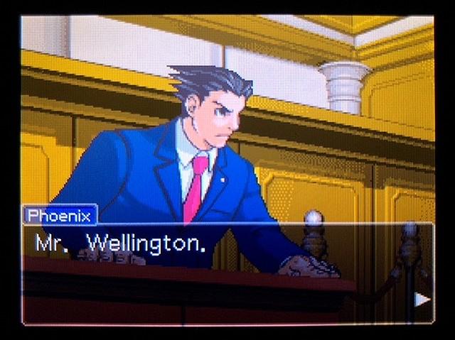 逆転裁判2 北米英語版 どうしてわかった?23