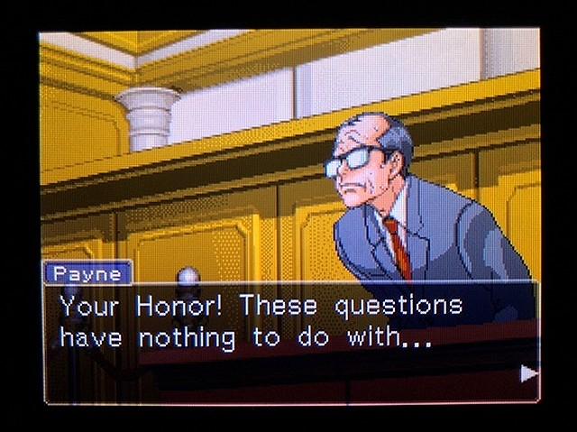 逆転裁判2 北米英語版 どうしてわかった?29