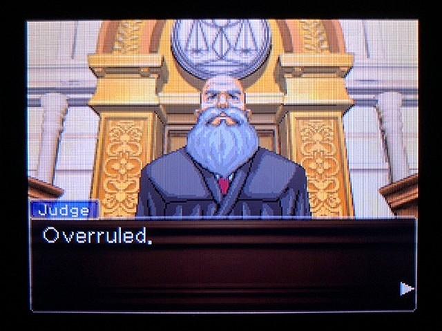 逆転裁判2 北米英語版 どうしてわかった?30