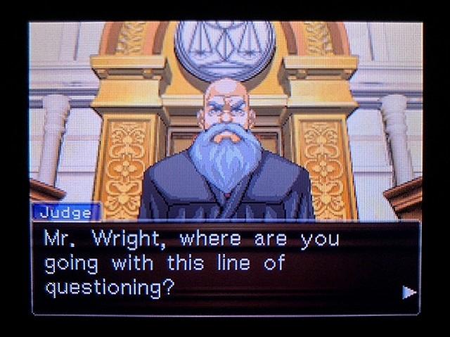 逆転裁判2 北米英語版 どうしてわかった?31