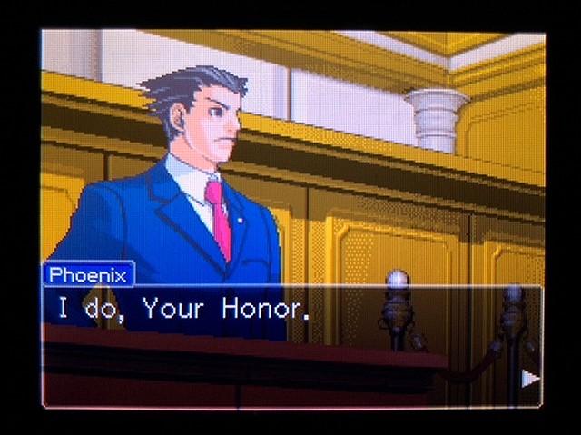 逆転裁判2 北米英語版 どうしてわかった?32