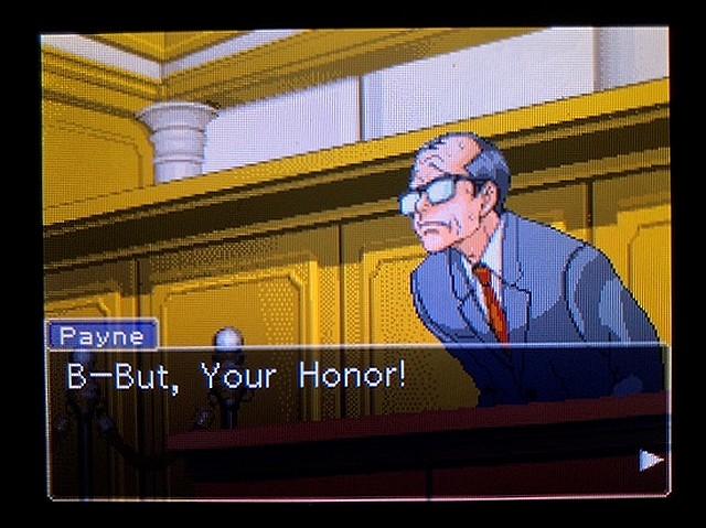 逆転裁判2 北米英語版 ウェリントンの動機1