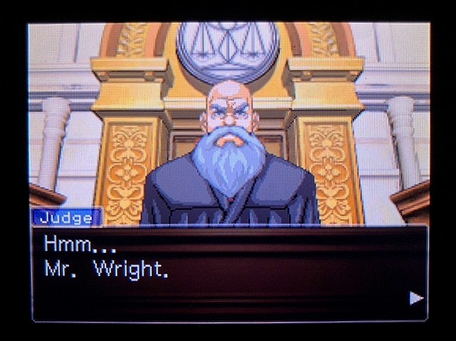 逆転裁判2 北米英語版 ウェリントンの動機5