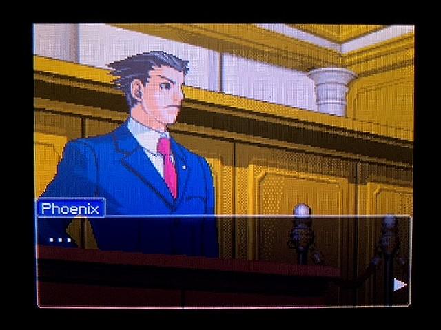逆転裁判2 北米英語版 ウェリントンの動機6