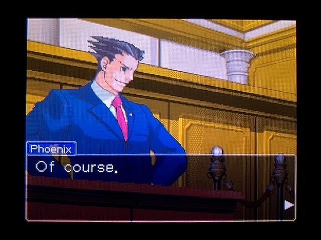 逆転裁判2 北米英語版 ウェリントンの動機19