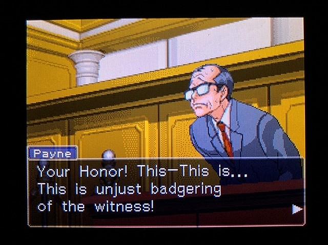 逆転裁判2 北米英語版 ウェリントンの動機30