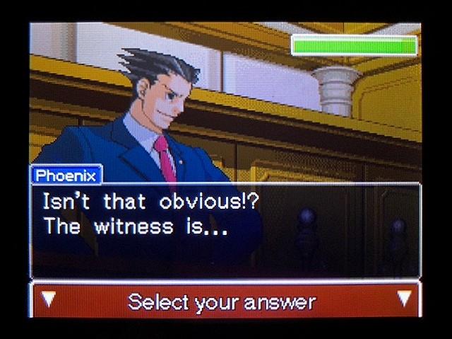 逆転裁判2 北米英語版 ウェリントンの動機33