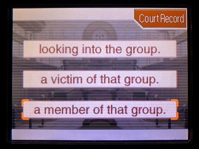 逆転裁判2 北米英語版 ウェリントンの動機34