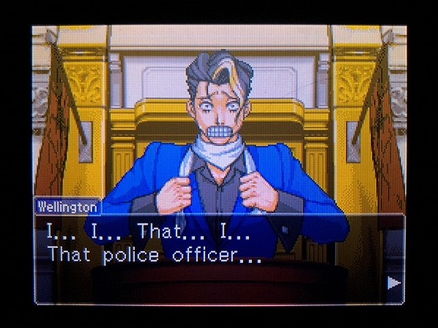 逆転裁判2 北米英語版 何故ダスティンは殺されたのか5