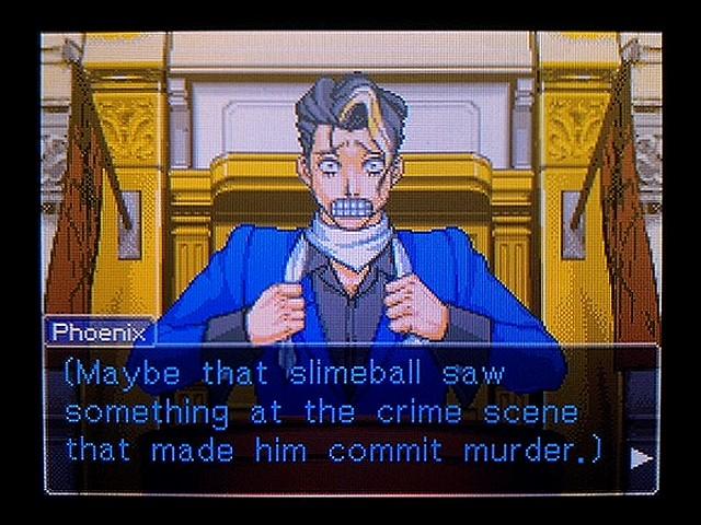 逆転裁判2 北米英語版 何故ダスティンは殺されたのか19