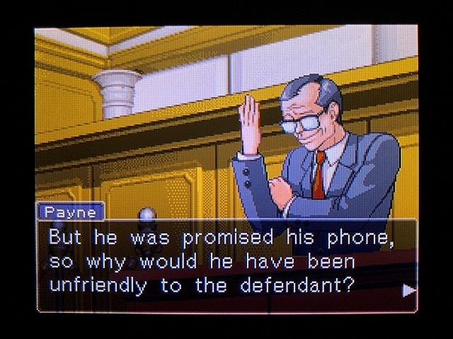 逆転裁判2 北米英語版 何故ダスティンは殺されたのか26